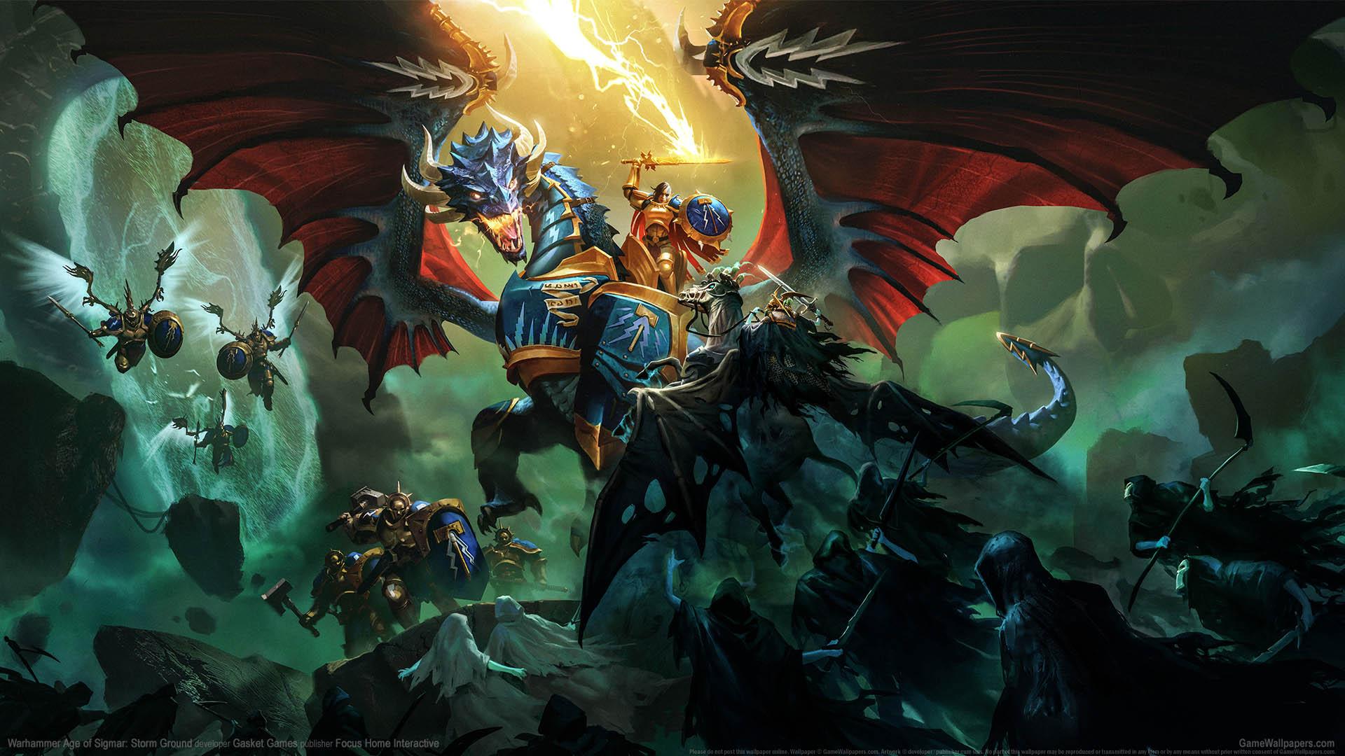 Warhammer Age of Sigmar: Storm Ground wallpaper 01 1920x1080