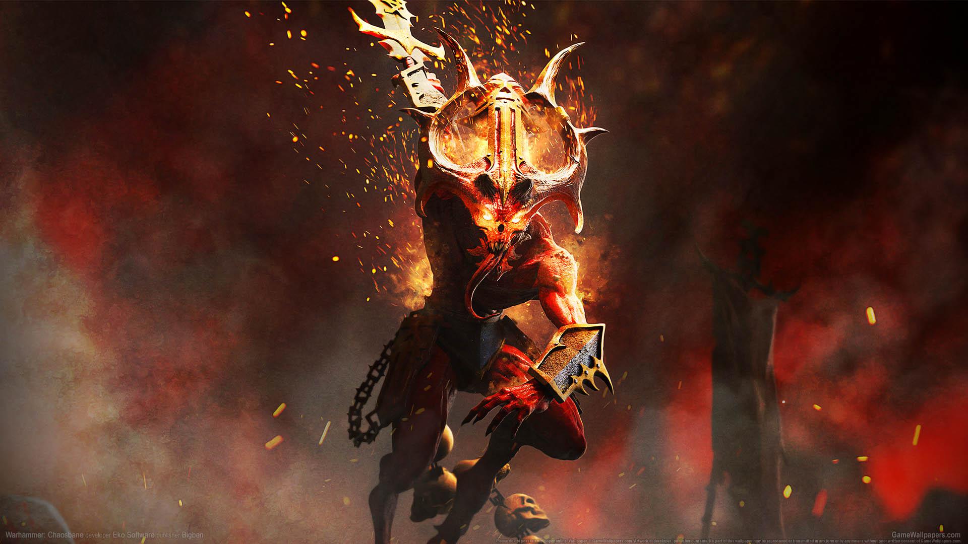 Warhammer: Chaosbane wallpaper 02 1920x1080