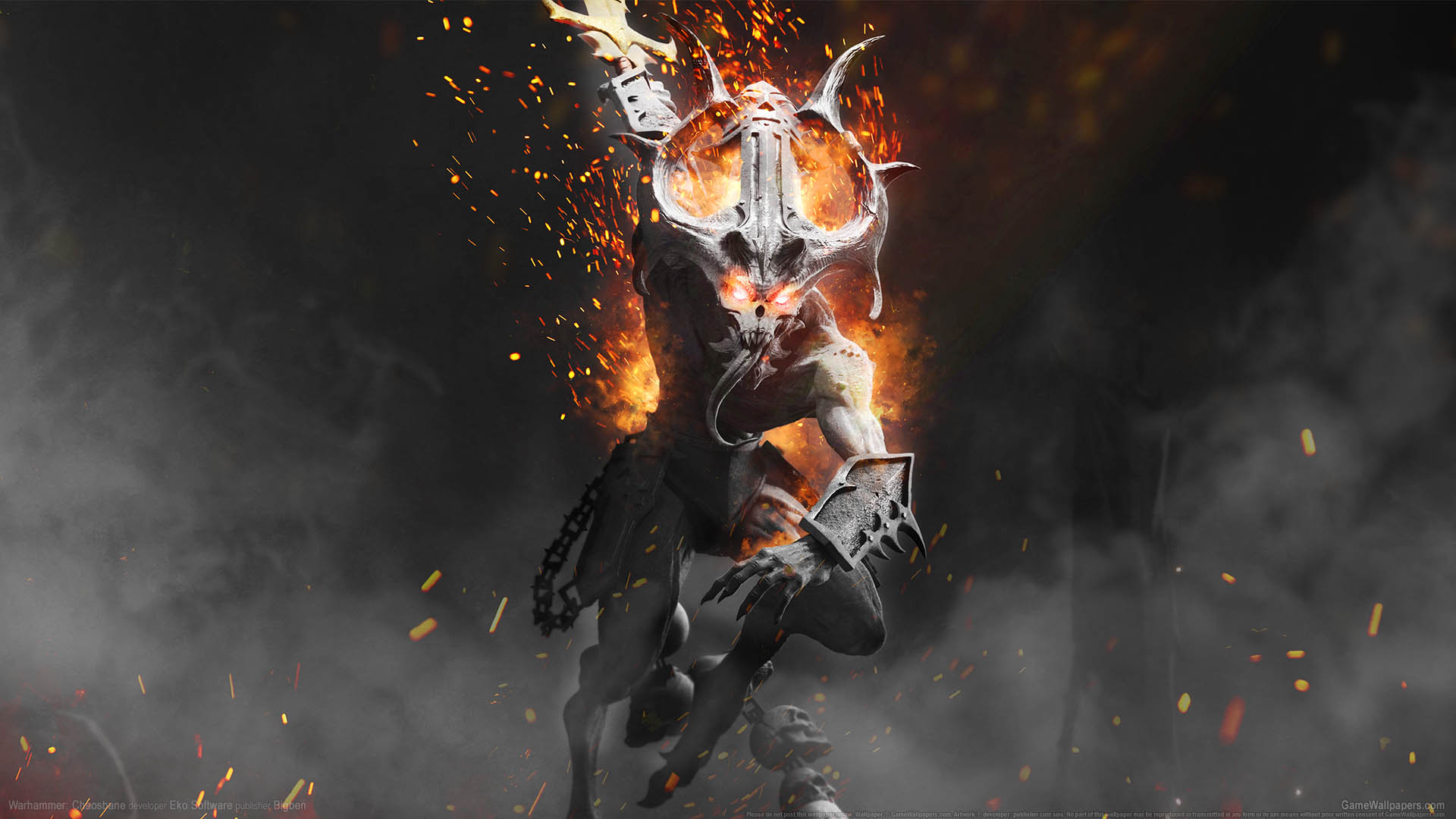 Warhammer: Chaosbane wallpaper 03 1920x1080
