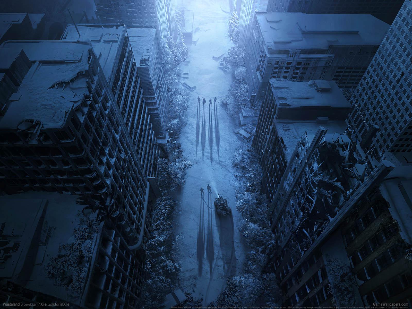 Wasteland 3νmmer=03 Hintergrundbild  1600x1200