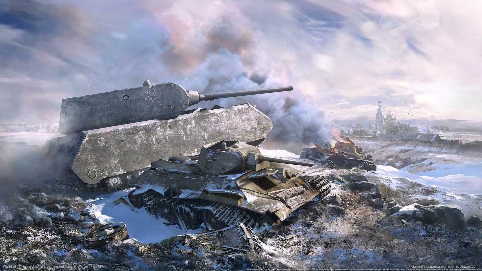 World of Tanks wallpaper 05 1920x1080