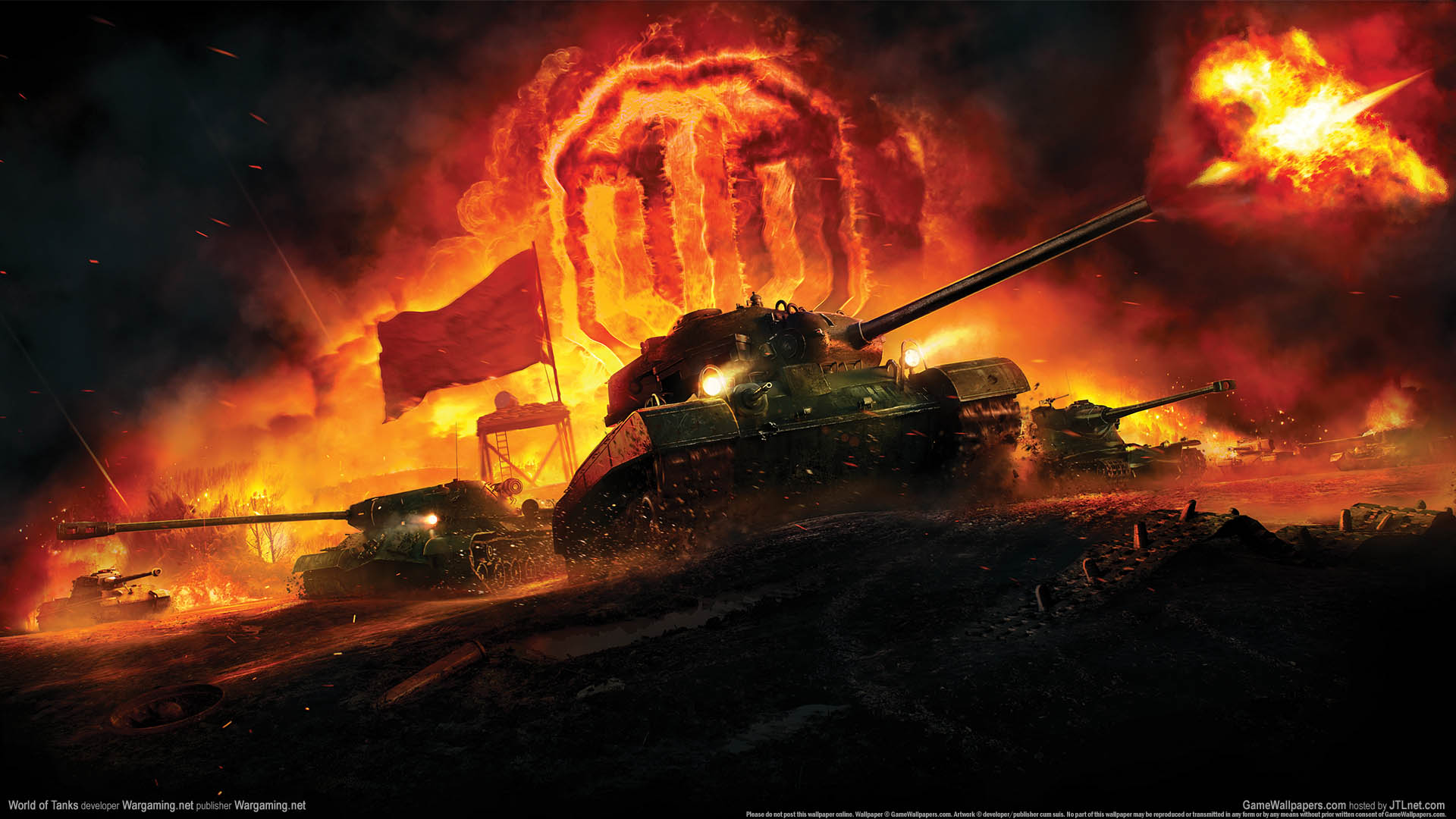 World of Tanks wallpaper 06 1920x1080