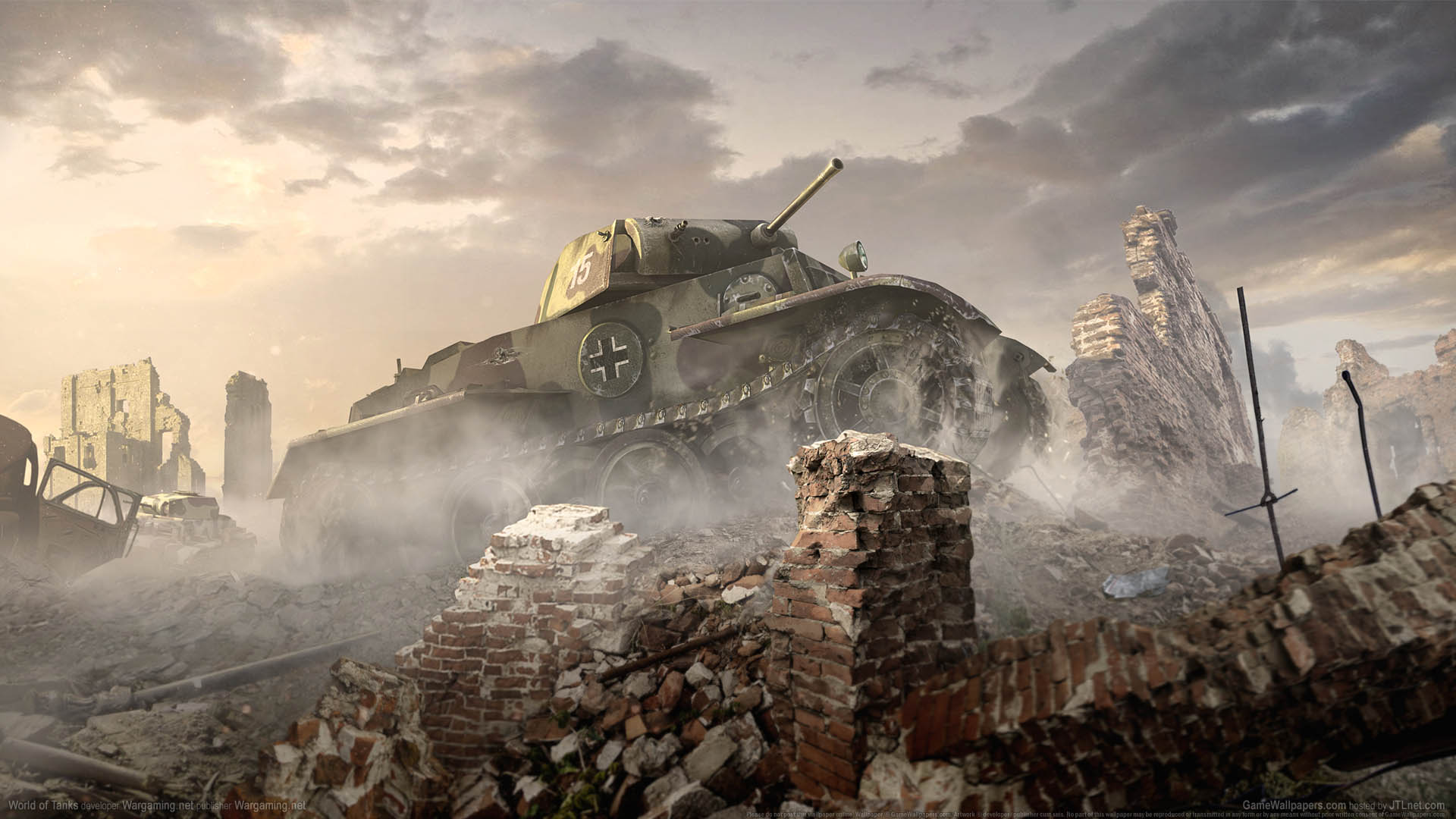 World of Tanks wallpaper 07 1920x1080