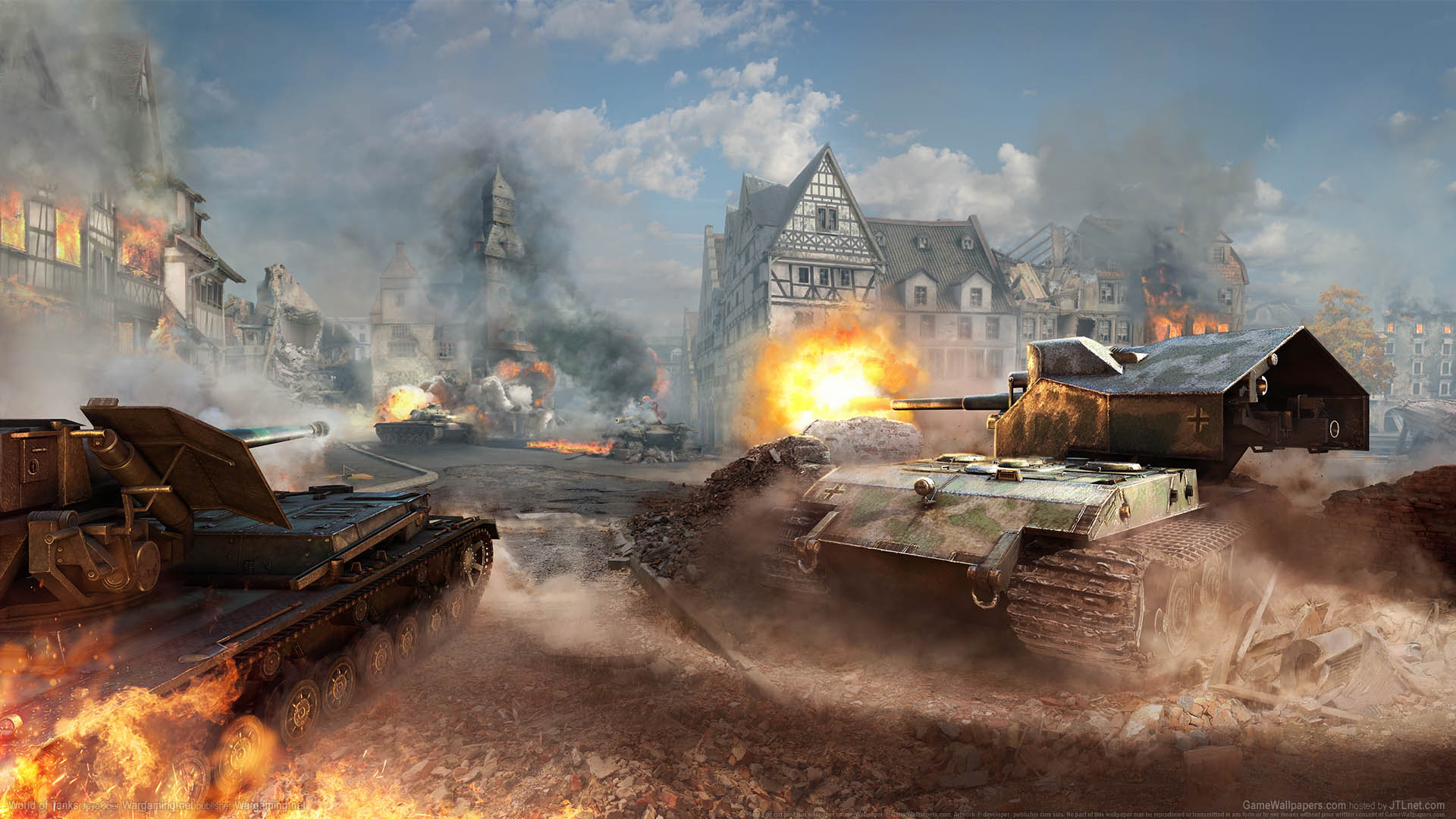 World of Tanks wallpaper 09 1920x1080
