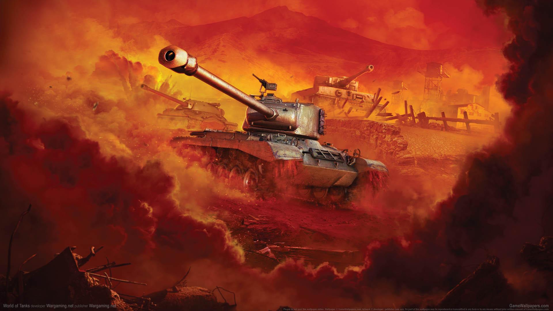 World of Tanks wallpaper 14 1920x1080