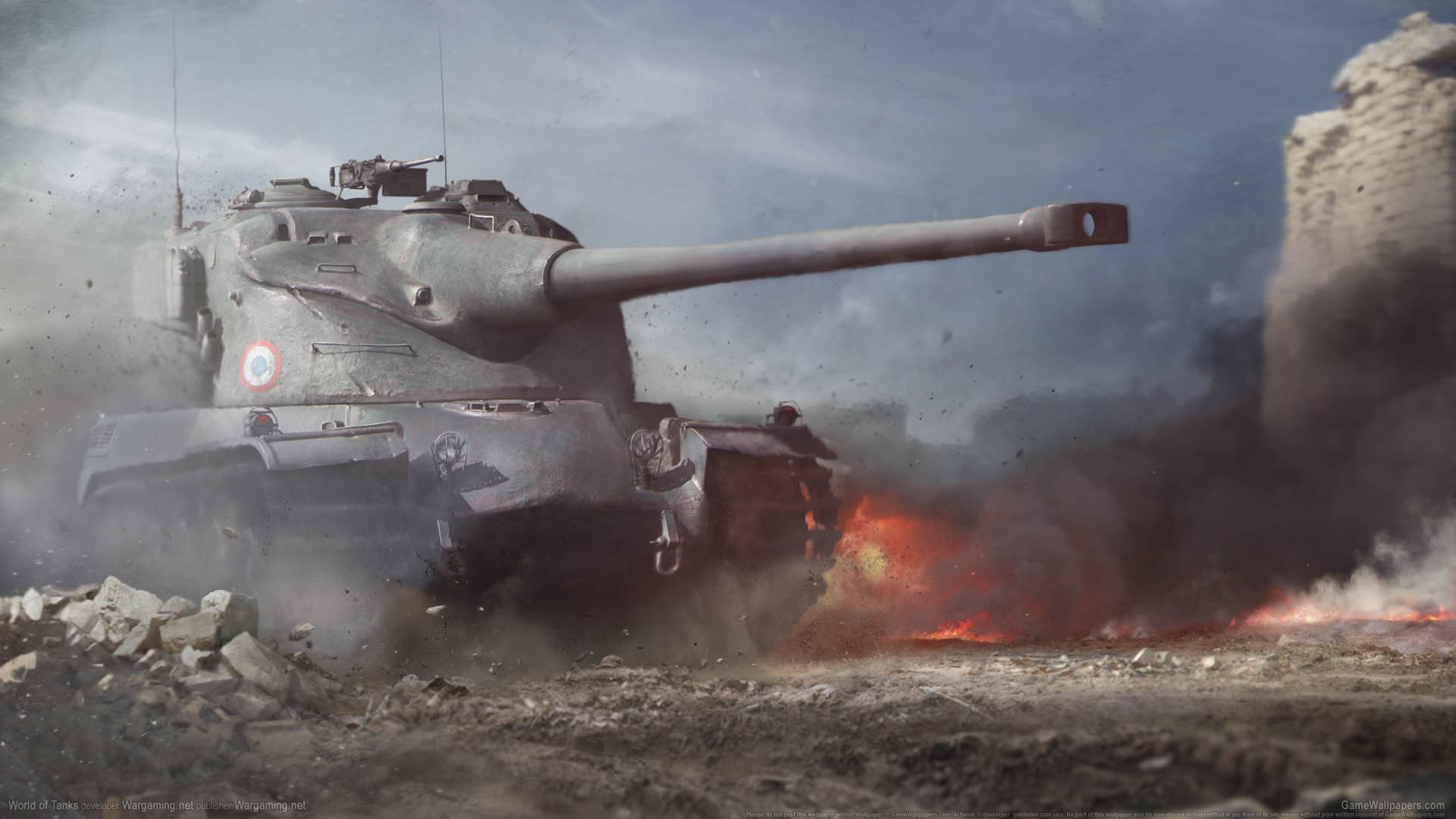 World of Tanks wallpaper 16 1920x1080