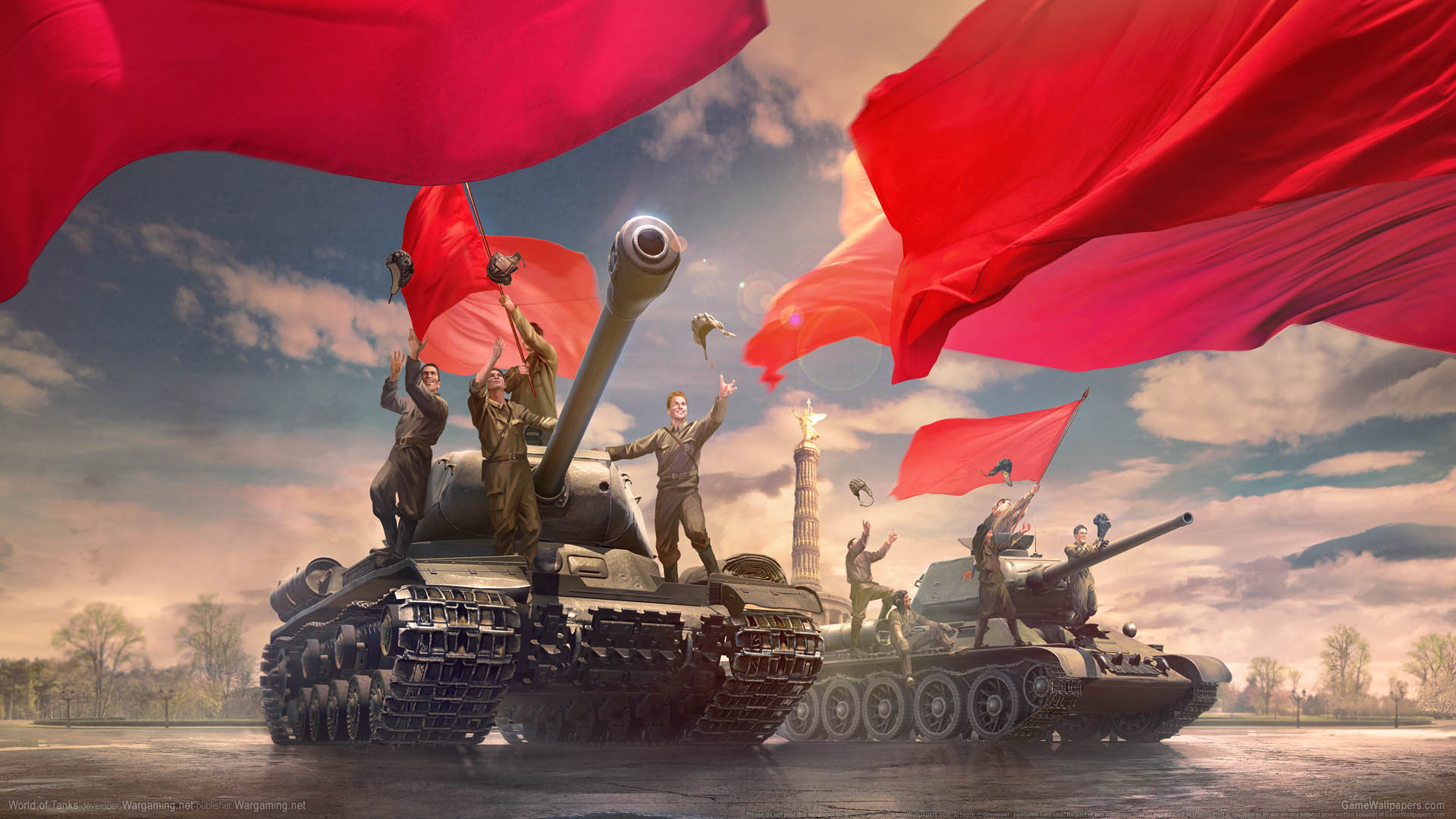 World of Tanks wallpaper 19 1920x1080