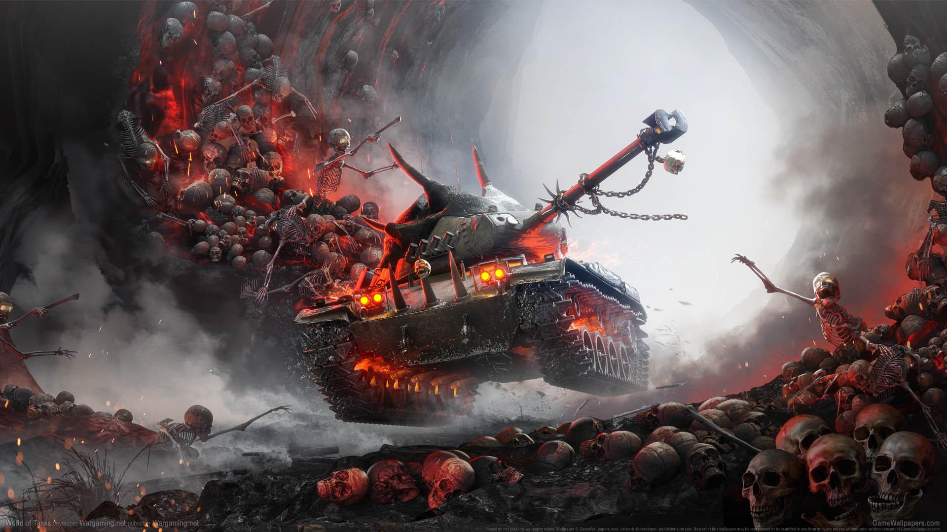 World of Tanks fond d'écran 21 1920x1080