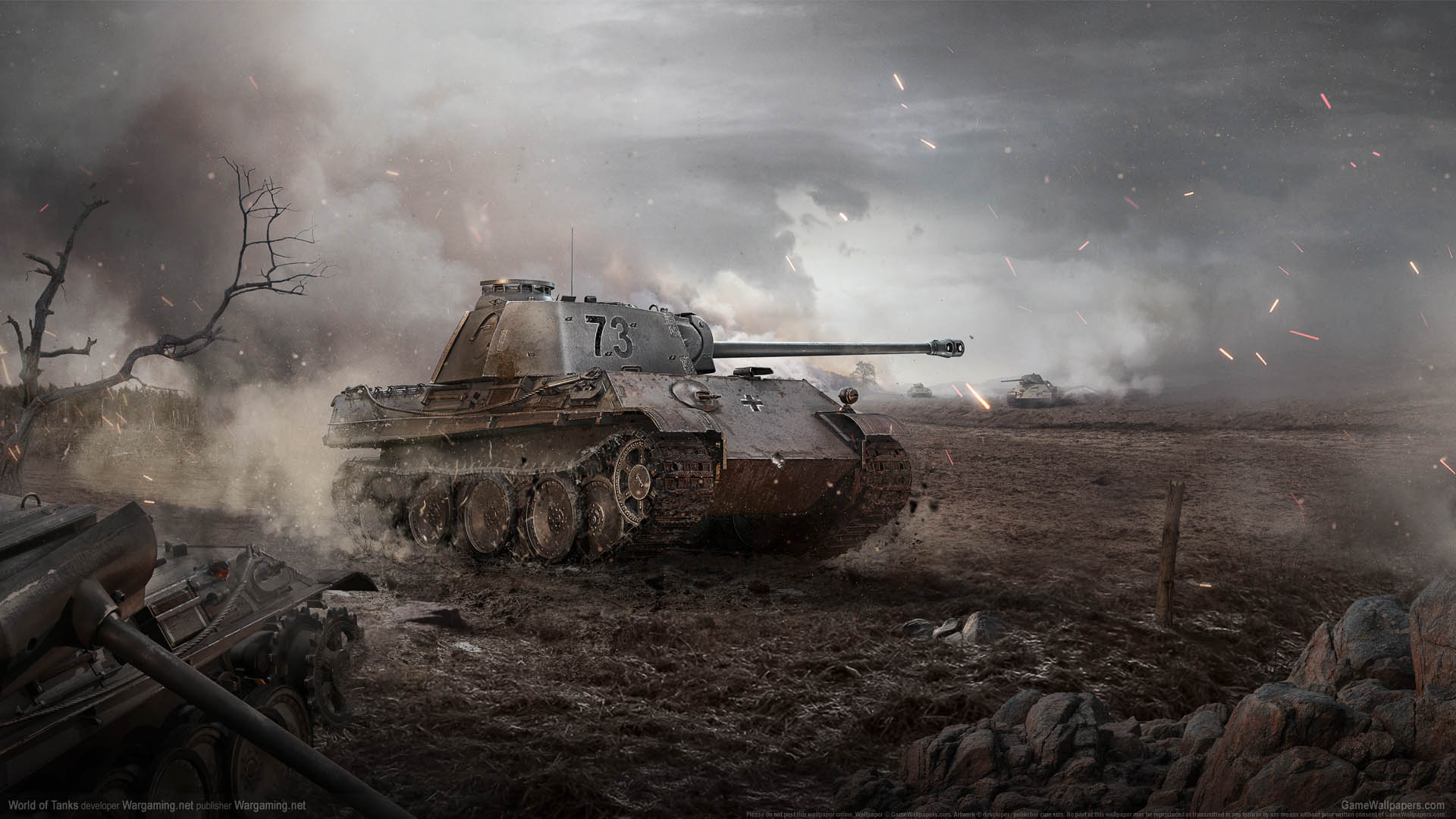 World of Tanks wallpaper 25 1920x1080