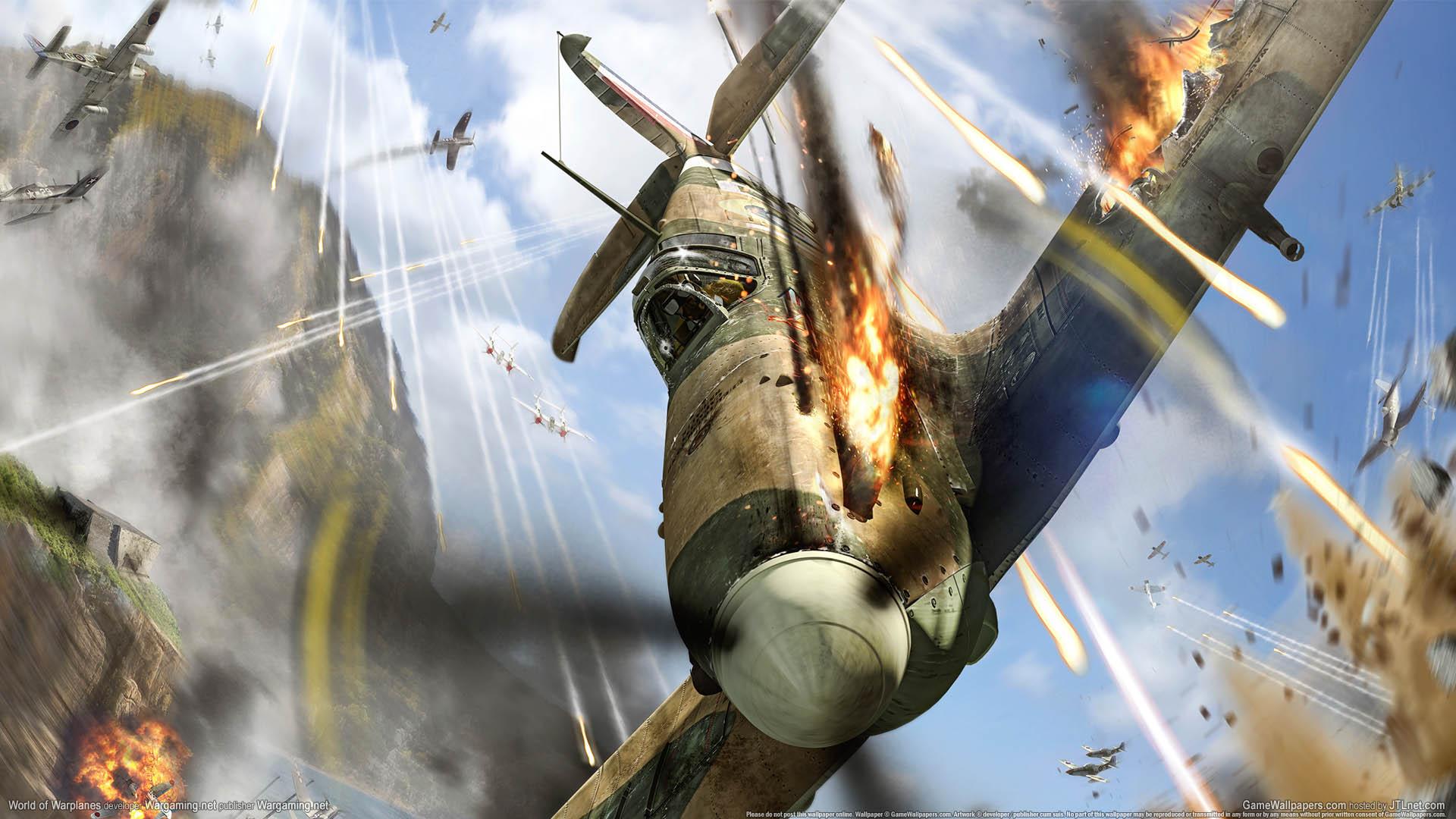 World of Warplanes wallpaper 03 1920x1080