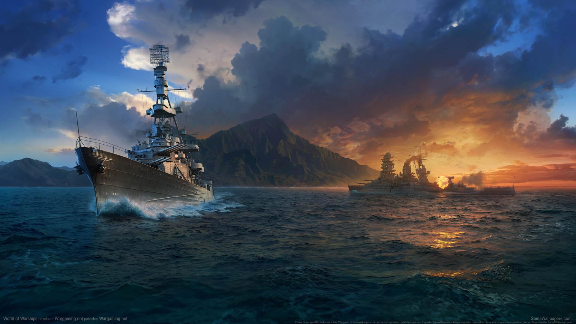 World of Warships wallpaper 11 1920x1080