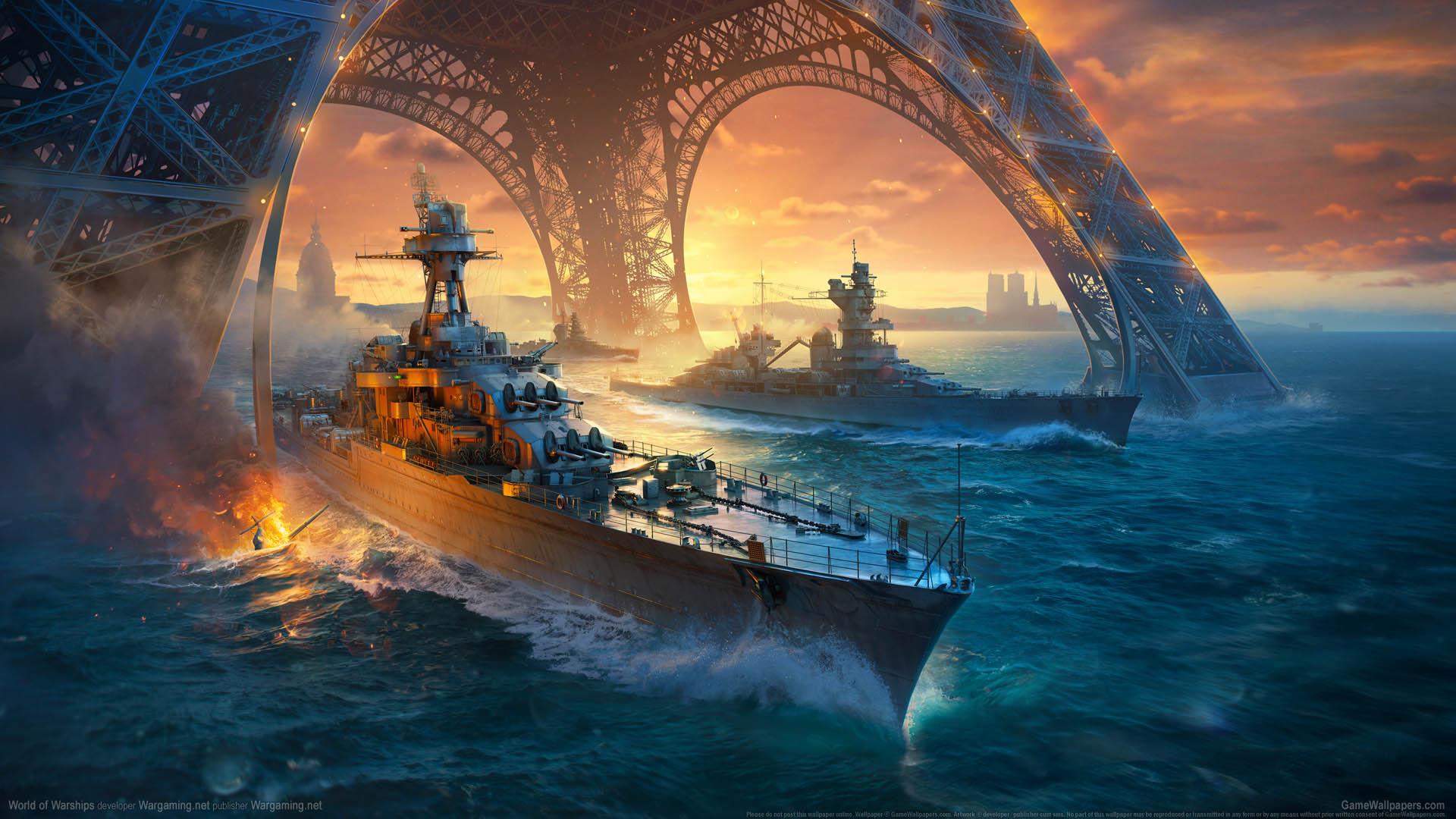 World of Warships wallpaper 20 1920x1080