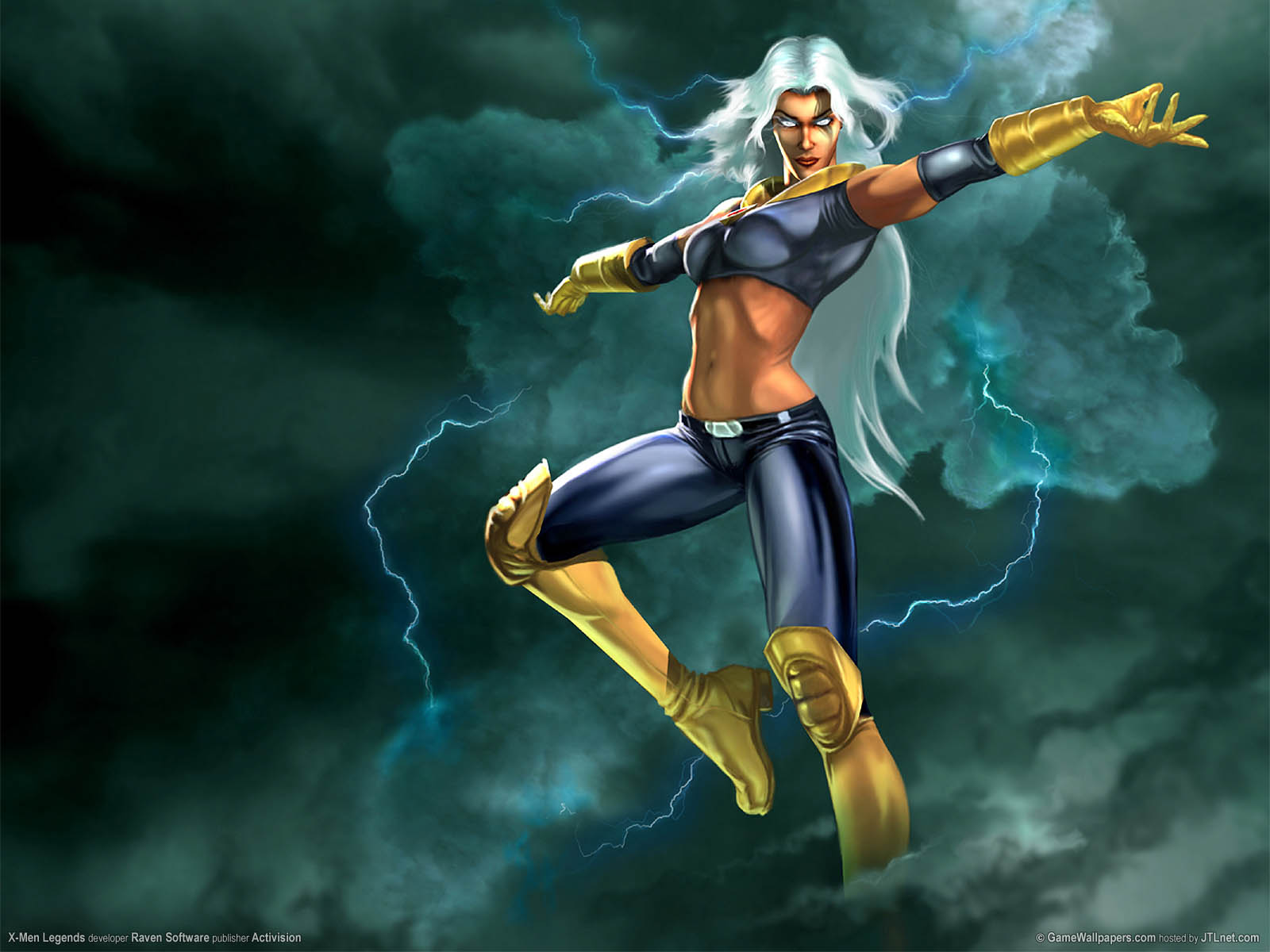 X-Men Legends Hintergrundbild 01 1600x1200