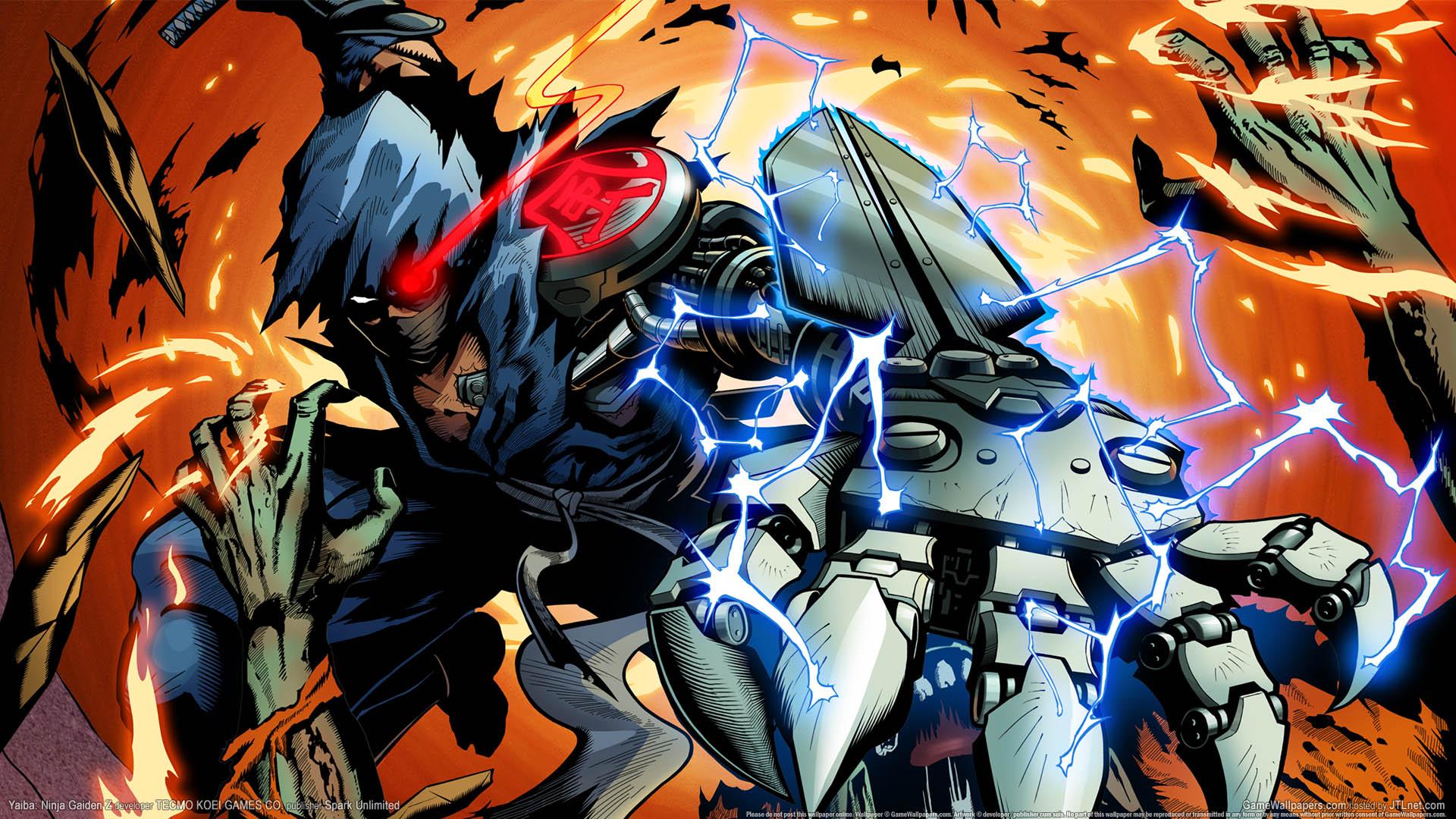 Yaiba: Ninja Gaiden Z Hintergrundbild 03 1920x1080