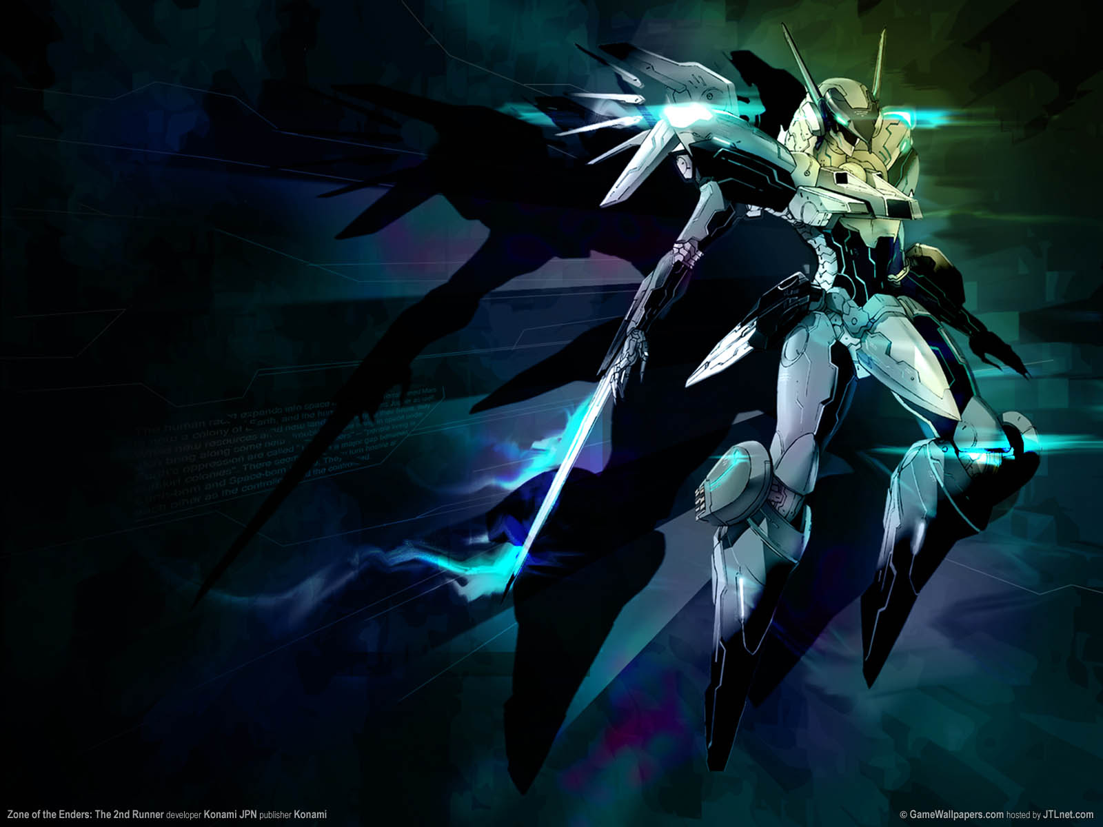 Zone of the Enders: The 2nd Runner Hintergrundbild 03 1600x1200