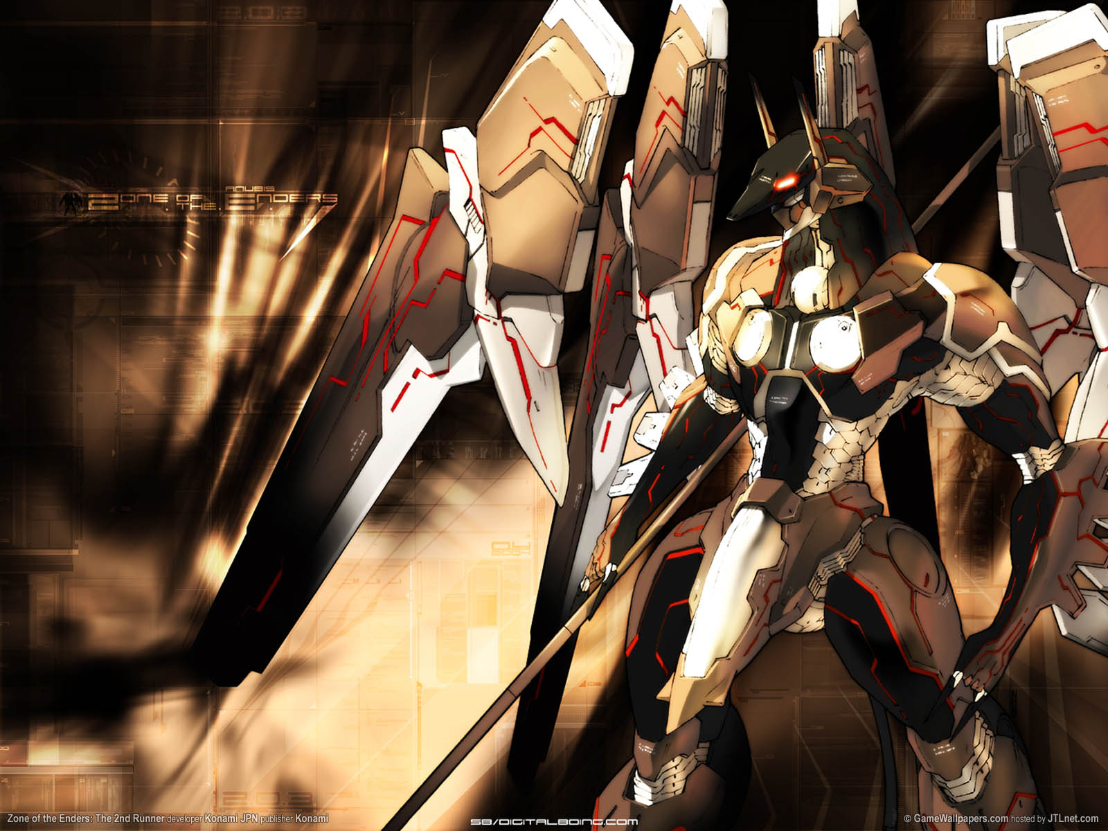 Zone of the Enders: The 2nd Runner Hintergrundbild 04 1600x1200