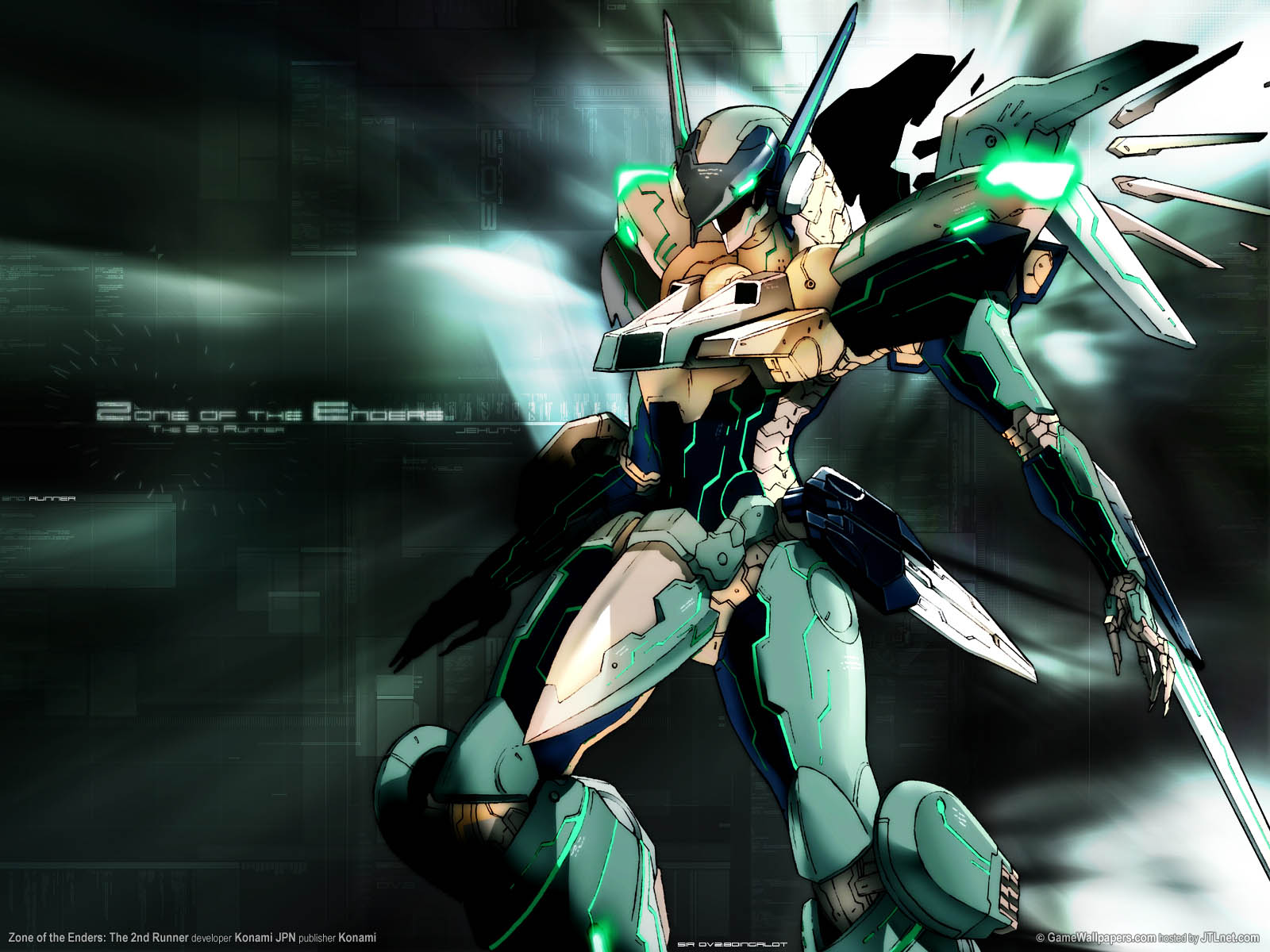 Zone of the Enders: The 2nd Runner Hintergrundbild 05 1600x1200